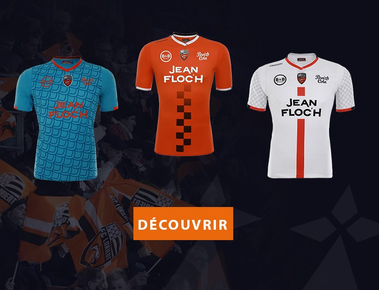 Maillot 18/19